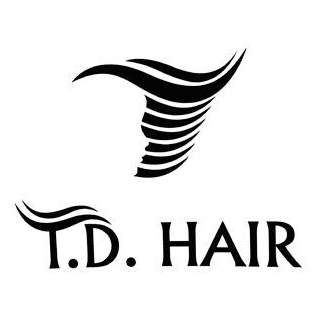 TD HAIR OFFICIAL STORE Virgin Remy Human Hair Bundles,Brazilian Hair Extensions